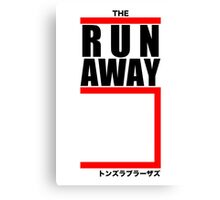 The Runaway Five Canvas Print
