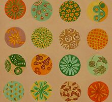 circle patterns by laurieclarke