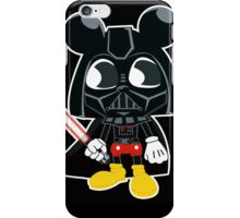 Darth Mickey iPhone Case/Skin