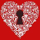 Keys To My Heart by Harry Fitriansyah