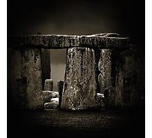 Stone Henge II Photographic Print