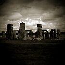 Stone Henge by Damienne Bingham