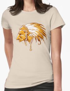 Chief Womens Fitted T-Shirt