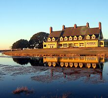 Whalehead Club, Corona, Outer Banks, North Carolina by fauselr