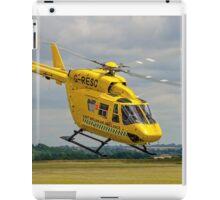 MBB BK.117C-1 G-RESC Air Ambulance iPad Case/Skin