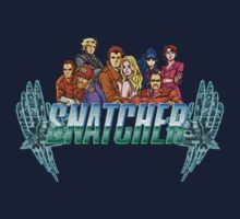 Snatcher (Sega CD) Logo  by AvalancheShirts