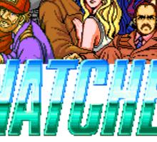 Snatcher (Sega CD) Logo  Sticker