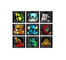 Shovel Knight Rogue's Gallery Photographic Print