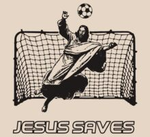 Jesus Saves T-Shirt