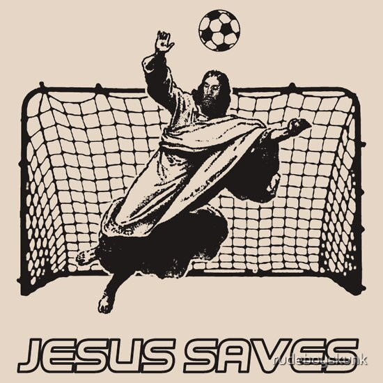 TShirtGifter presents: Jesus Saves