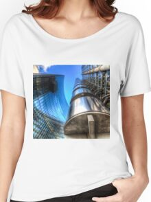 Lloyd's And Willis Group London Women's Relaxed Fit T-Shirt