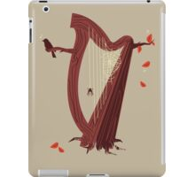 A Natural Sound iPad Case/Skin