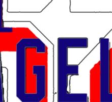 Carl Hagelin Sticker