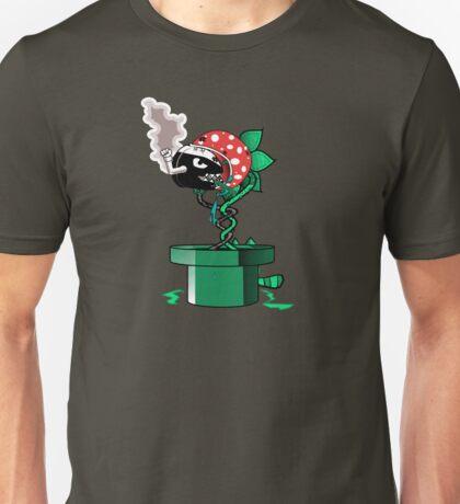 Piranha Bites The Bullet Unisex T-Shirt