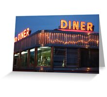 Roadside Gourmet Greeting Card