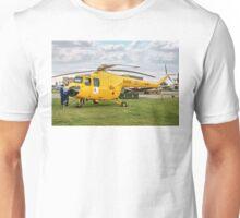 Bristol Sycamore HR.14  XJ380 Unisex T-Shirt