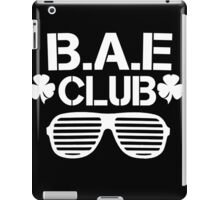 B.A.E Club iPad Case/Skin
