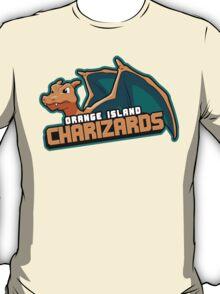 Orange Island Charizards Team T-Shirt
