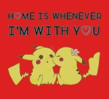 Best Valentine's Day T-Shirt With Pikachu ! T-Shirt