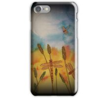"""""""Amongst the Reeds"""" iPhone Case/Skin"""