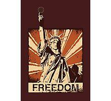 BARISTA FREEDOM! Photographic Print