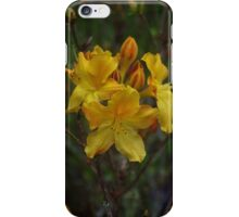 Yellow Azalea iPhone Case/Skin