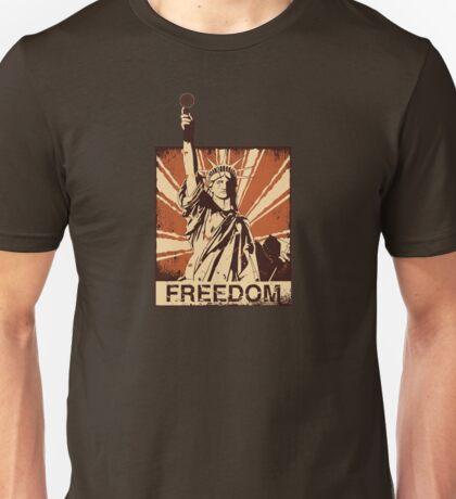 BARISTA FREEDOM! Unisex T-Shirt