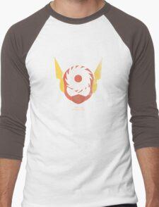 Metaruman (Metal Man)  Men's Baseball ¾ T-Shirt