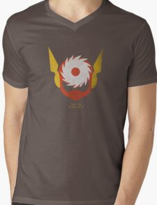 Metaruman (Metal Man)  Mens V-Neck T-Shirt
