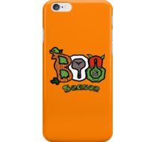 Boo Seasons iPhone Case/Skin