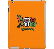 Boo Seasons iPad Case/Skin