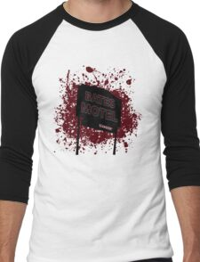 Bates Motel - Alfred Hitchcock Men's Baseball ¾ T-Shirt