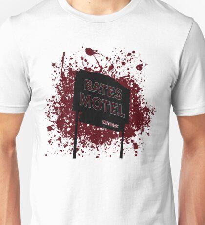 Bates Motel - Alfred Hitchcock Unisex T-Shirt
