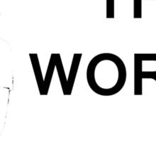 Better Than Words Sticker