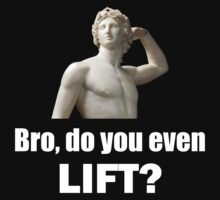 Bro, do you even LIFT? by TheNorthWolf