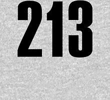 213 Los Angeles | Phone Area Code Shirts Hoodie