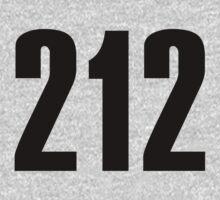 212 New York | Phone Area Code Shirts by FreshThreadShop