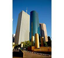 Houston Photographic Print