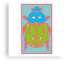 Beetle #3 Canvas Print