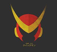 Kuikkuman (Quick Man) by zapchu25