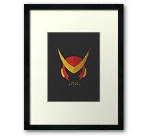 Kuikkuman (Quick Man) Framed Print