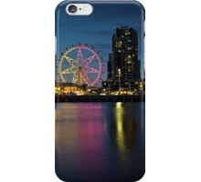 Docklands Victoria Harbour and New Quay Melbourne iPhone Case/Skin