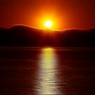Morning and Evening Glow by Deborah  Benoit