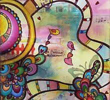 Birds in Wonderland  by sunnyklee