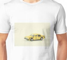New York Taxi Cab Unisex T-Shirt
