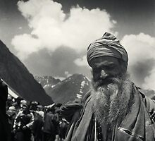 The Sadhu by jeetpal