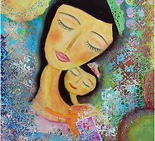 Mother and Child No. 2  by sunnyklee