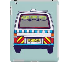 Never Loose Hope - Matatu Wisdom #2 iPad Case/Skin