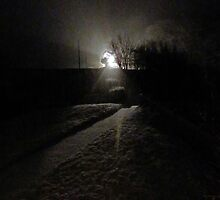 Light in the darkness by sarnia2