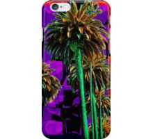 Tropical Lucky Seven Palms iPhone Case/Skin